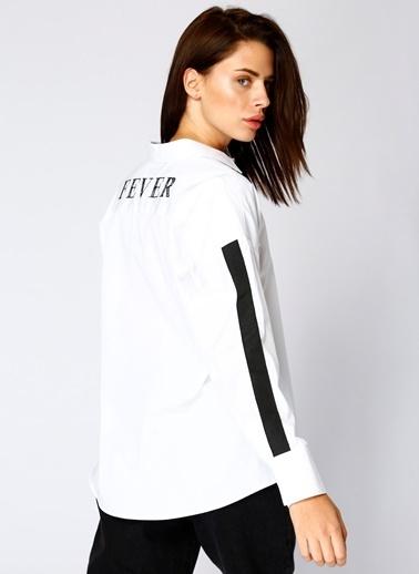 Black Pepper Gömlek Beyaz